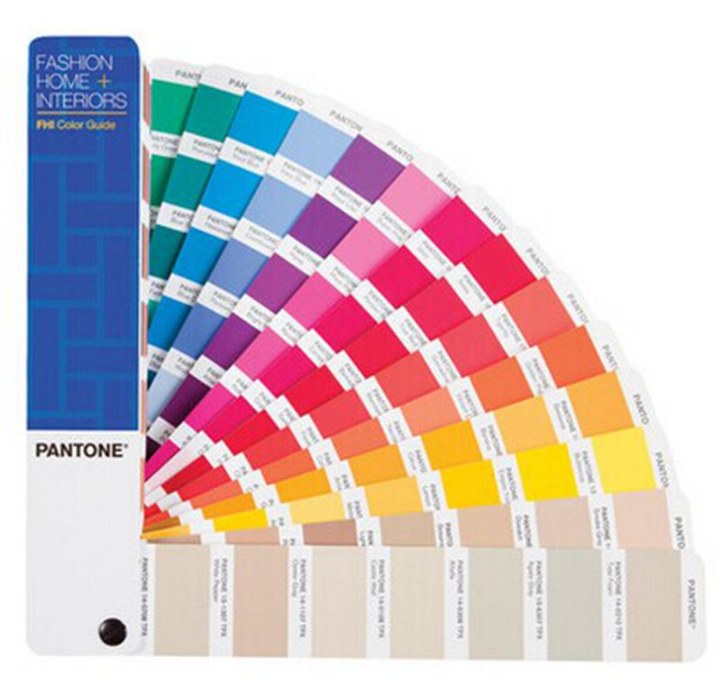 2014 Version PANTONE FHI COLOR SPECIFIER and COLOR GUIDE TPX