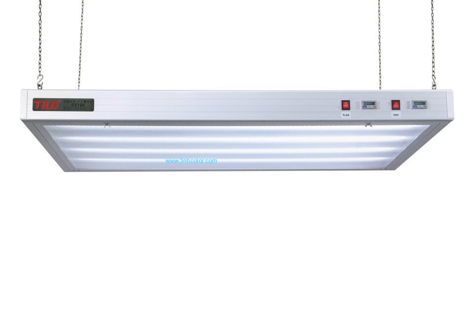 CC120-W Hanging Color Light Box (D65, D65&D50,