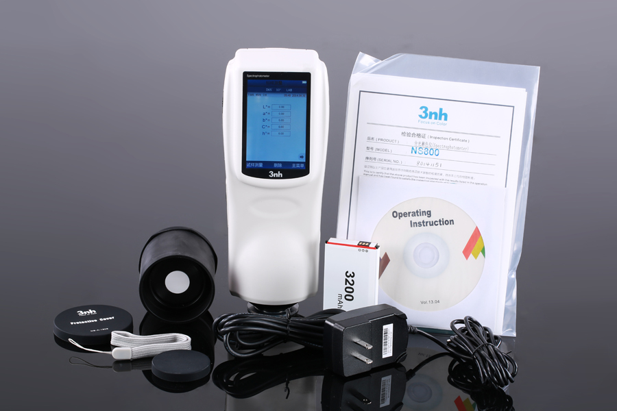 NS800 Color Spectrophotometer